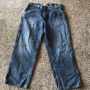 Carhartt brand jeans. Never been worn